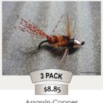3pack_Assassin-Copper-Steelhead_Fly